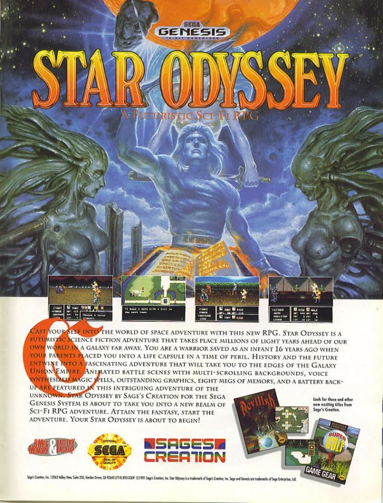 Blue Almanac / Star Odyssey (1/3)