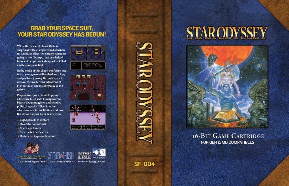 Blue Almanac / Star Odyssey (3/3)