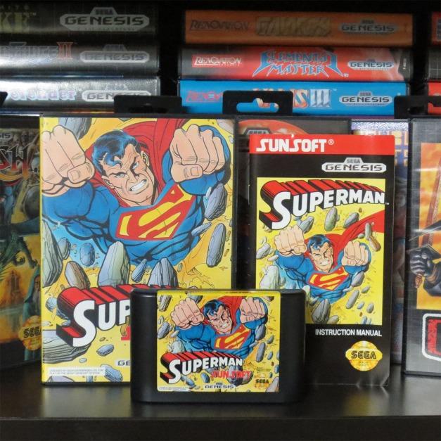 Genesis - Superman
