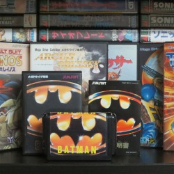 Mega Drive - Batman