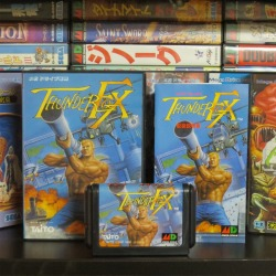 Mega Drive - Thunder Fox