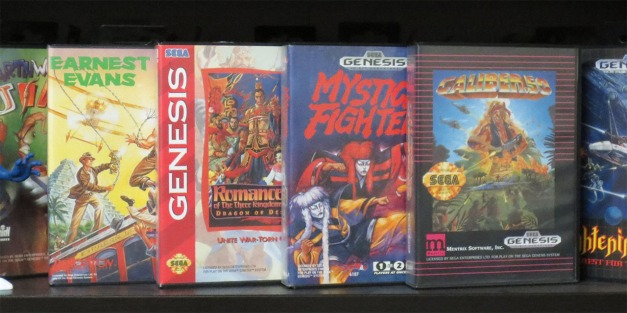 Nice New Genesis Additions for the Collection