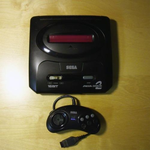 Mega Drive Model 2