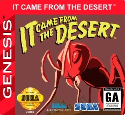 IT_came_From_The_Desert_Sticker