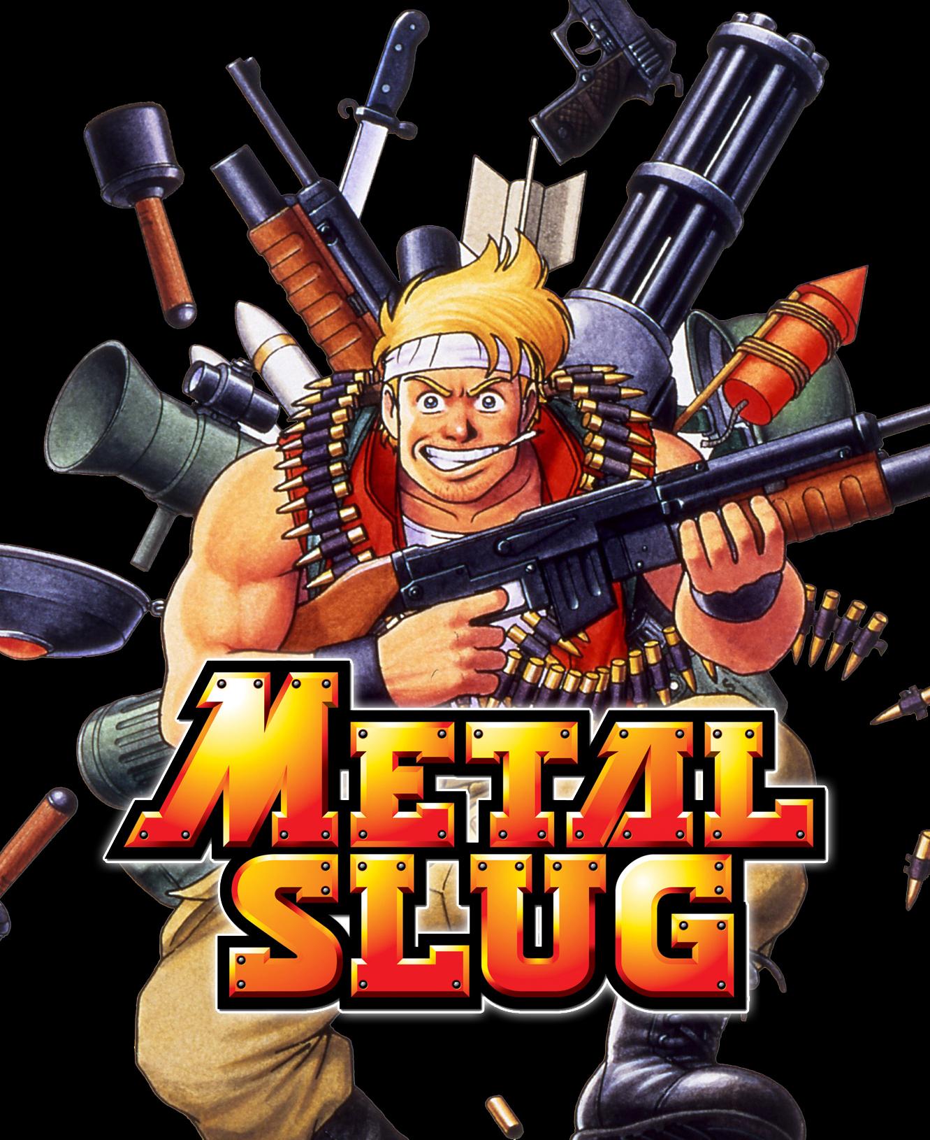 Resultado de imagem para metal slug 1 arcade