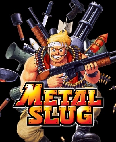 Neo Geo MVS Mini Marquee Metal Slug 1