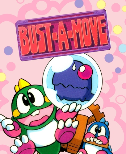 Bust-A-Move Mini Marquee