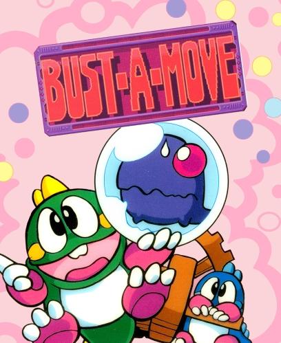 Bust-A-Move Mini Marquee
