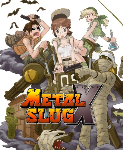Neo Geo MVS Mini Marquee Metal Slug X