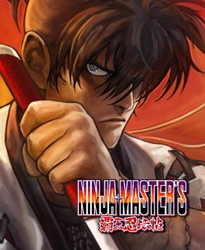 Ninja Master's Mini Marquee