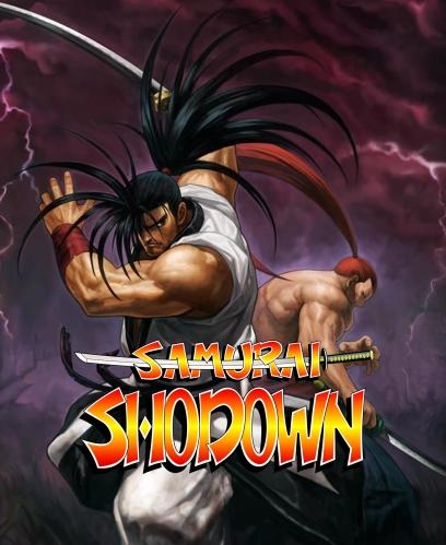 Samurai Shodown Mini Marquee