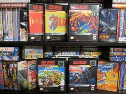 BitBoxes for some of my favorite SNES games.