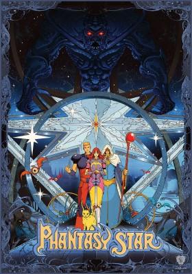 Phantasy Star - SEGA