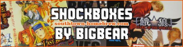 Shockboxes by BIG BEAR Title