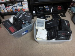 That's a lot of Retro.