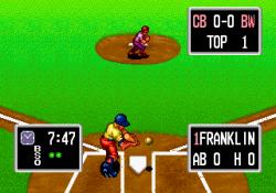 Baseball Stars Screen Shot