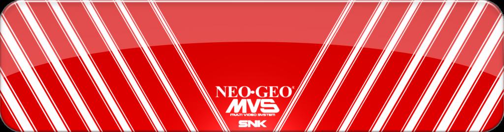 Snk Neo Geo Mvs Arcade Cabinet Big Red Retro Megabit