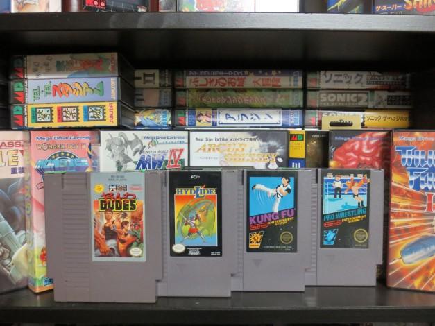 Retro Game Bros NES Carts 02