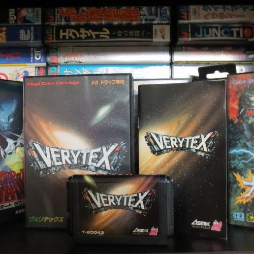 Sega Mega Drive Verytex