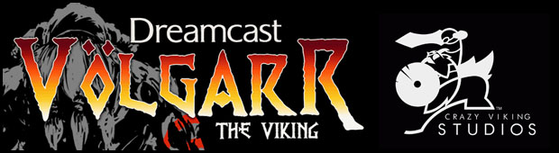 Volgarr the Viking Sega Dreamcast