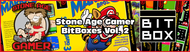 Stoneage Gamer Bitboxes Vol 2