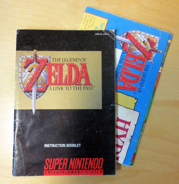 NES and SNES Manuals 02