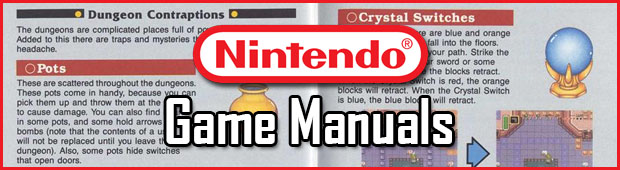 NES and SNES Manuals Banner 01