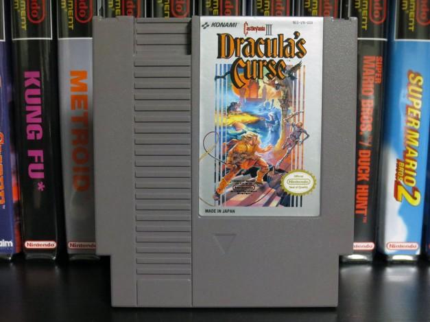 NES Castlevania III