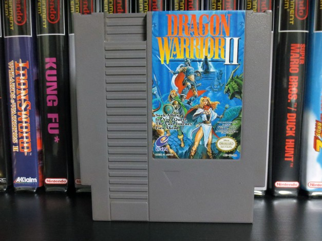 NES Dragon Warrior II