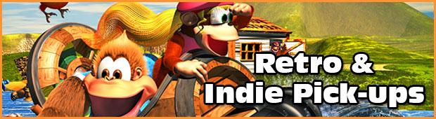 Retro & Indie Pick-ups
