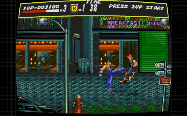 Steam Streets of Rage Screenshot 01