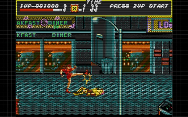 Steam Streets of Rage Screenshot 02