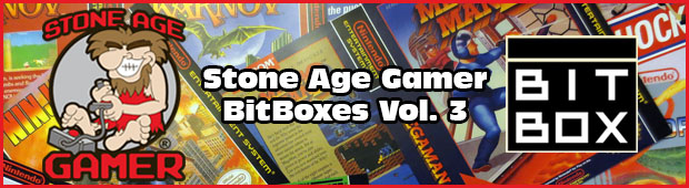Stoneage Gamer Bitboxes Vol 3