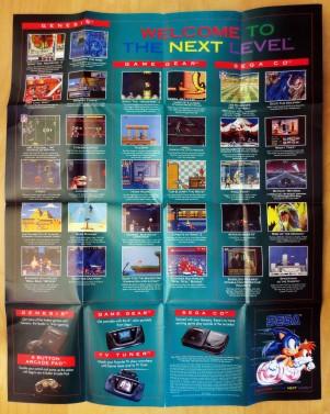 Jurassic Park Poster Back Side