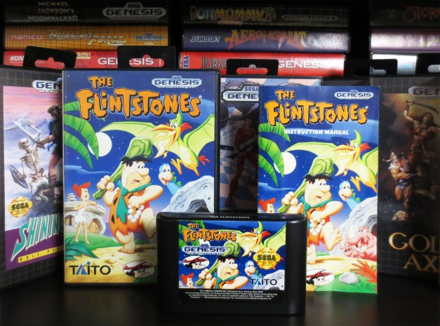 sega-genesis-the-flintstones