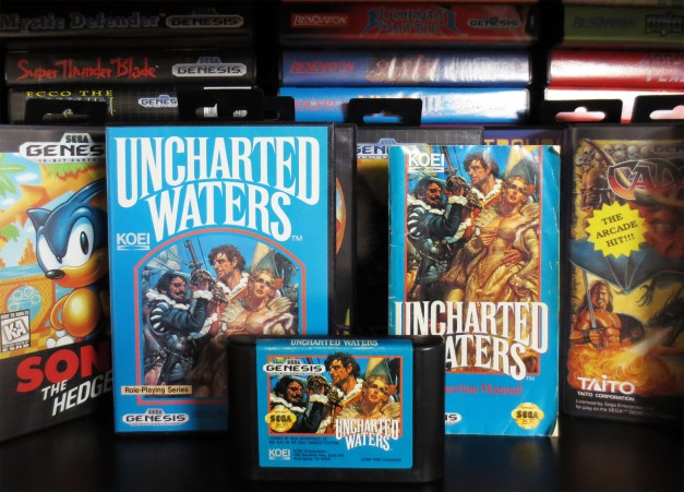sega-genesis-uncharted-waters