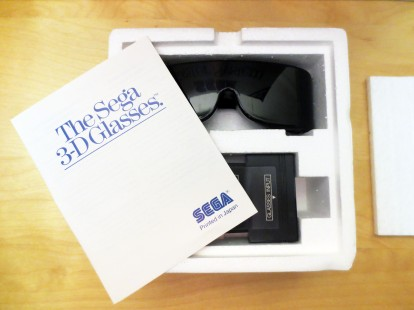 The Sega 3-D Glasses 06