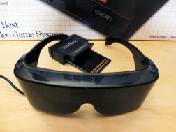 The Sega 3-D Glasses 07