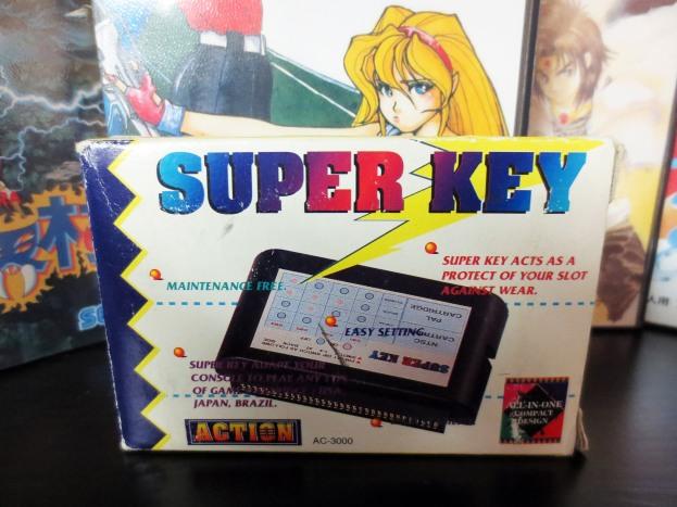 Super Key Pulseman 03