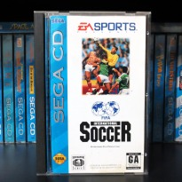 Sega CD FIFA International Soccer