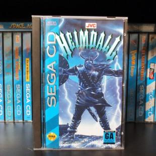 Sega CD Heimdall