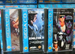 Sega CD Games from Nintendo Joe 02