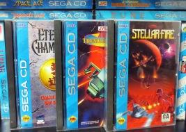 Sega CD Games from Nintendo Joe 03