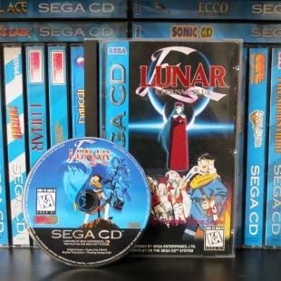 Sega CD Lunar II