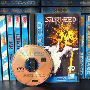 Sega CD Silpheed