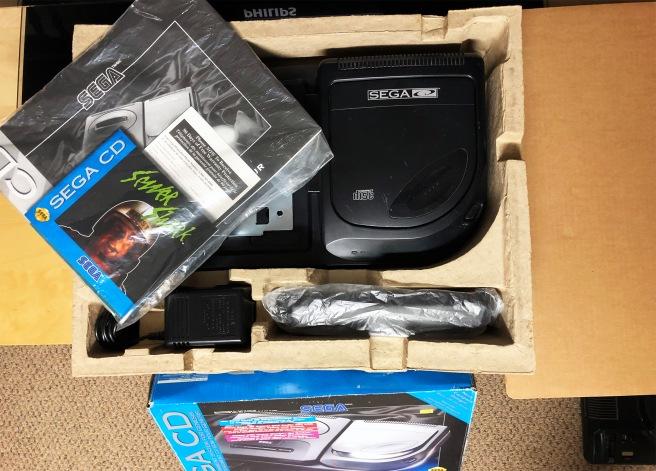 Sega CD Model 2 Box04