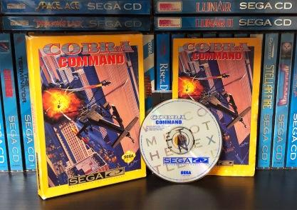 Cobra Command 01