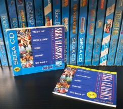 Sega Classics Arcade Collection 01