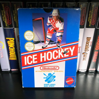 NES CIB Ice Hockey 01