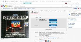 eBay Genesis 2k